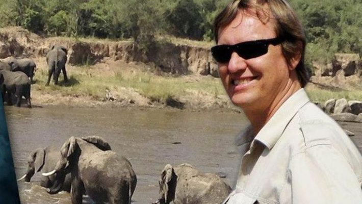 Assassinat de Wayne Lotter, grand sauveur d'éléphants de Tanzanie